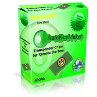 Transponder Chips for Remote Starters